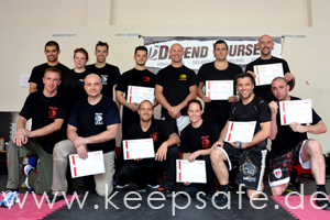 IKMF Krav Maga Combat Fighting Instructor Course in Wiesbaden