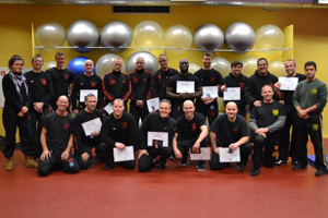 IKMF Krav Maga Niederlande Instructor Training November 2011